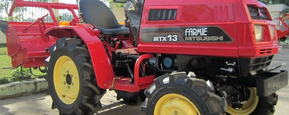 Mitsubishi mtx13 Reacondicionado World Tractor Factory